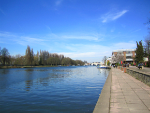 Kingston - River Thames